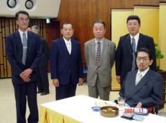 内閣総理大臣賞受賞(林産部門)