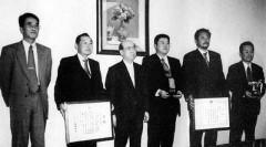 北九州市長を表敬訪問