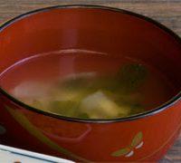 たけのこ中華スープ